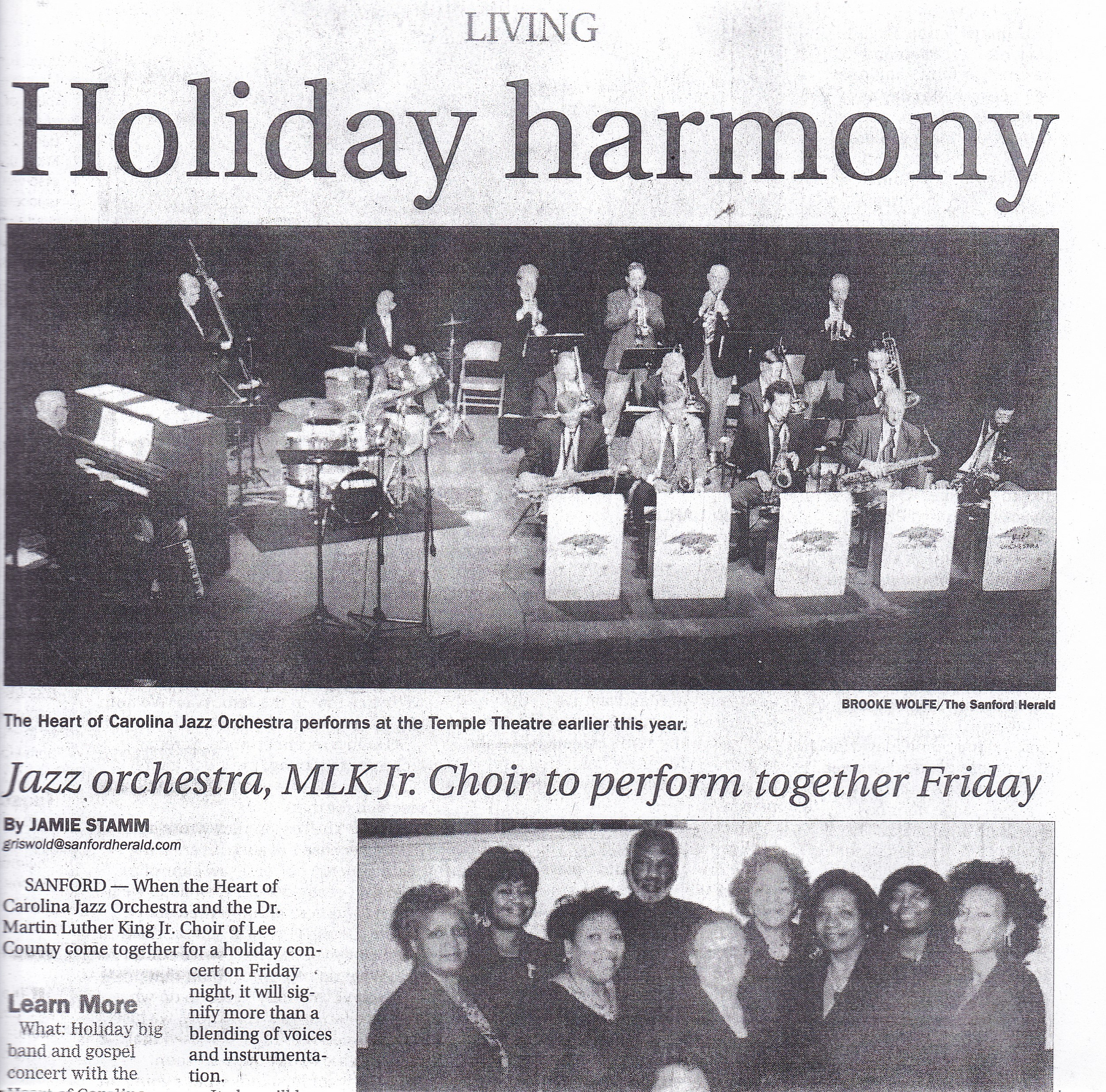 HOCJO-Big-Band-Gospel-in-Herald-Article-1