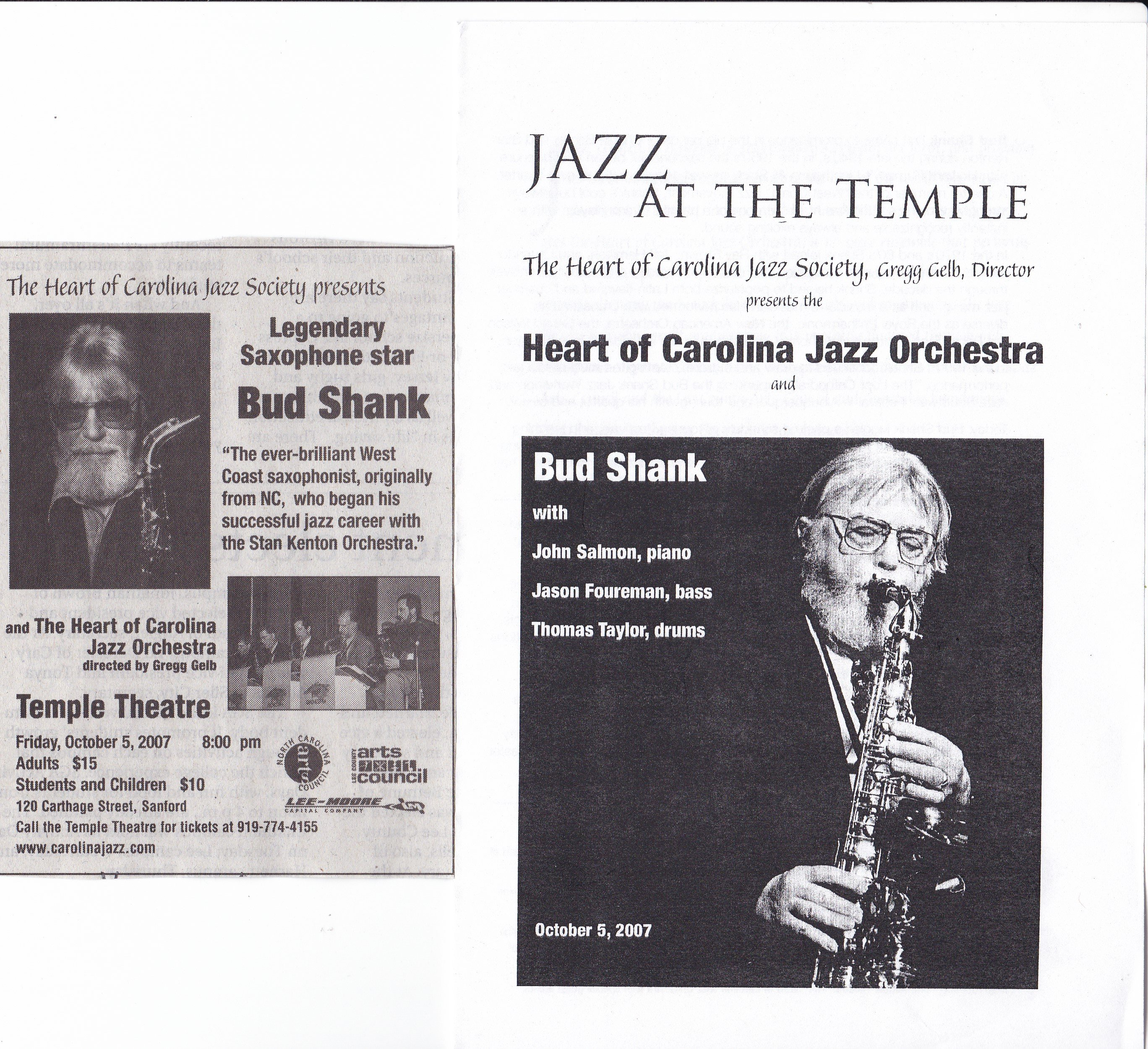 HOCJO-Guest-Artist-Bud-Shank-program-and-ad