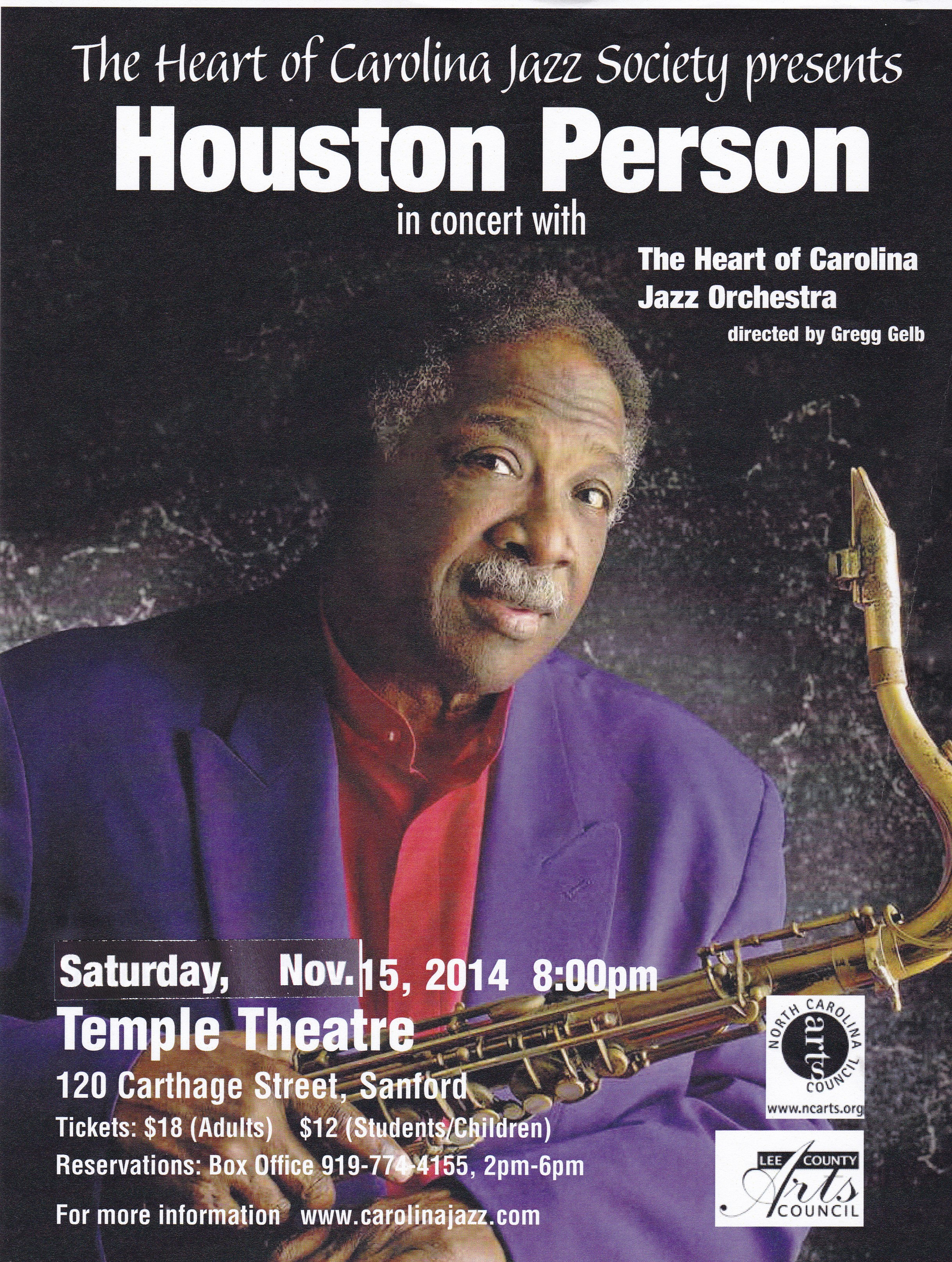 HOCJO-Guest-Artist-Houston-Person