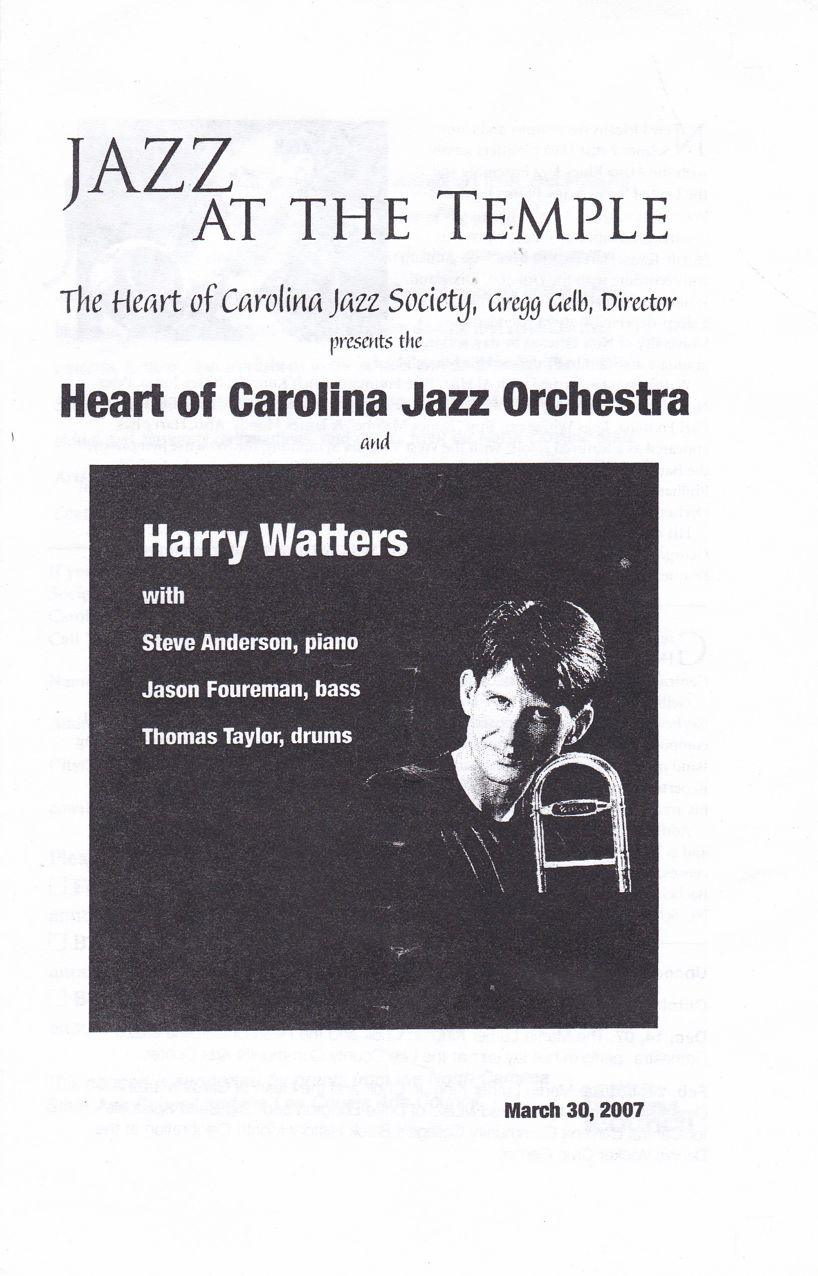 HOCJO-Guest-Harry-Watters-program