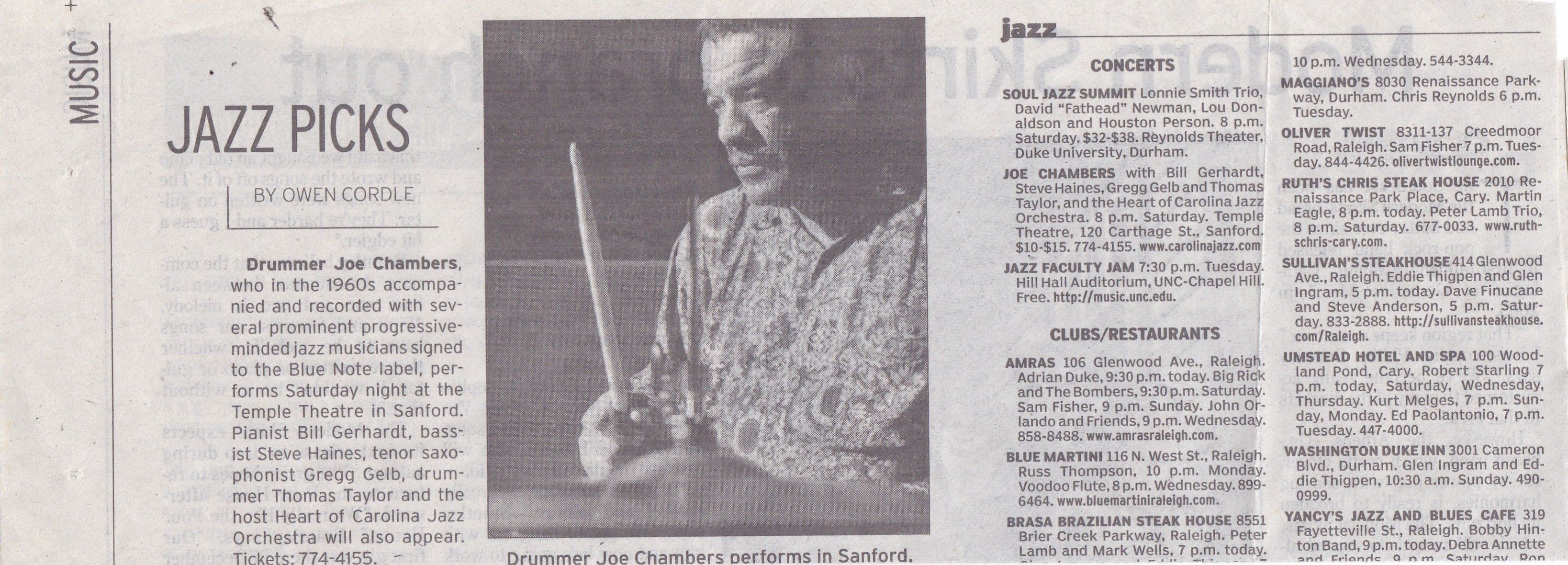 HOCJO-Guest-Joe-Chambers-Jazz-Picks