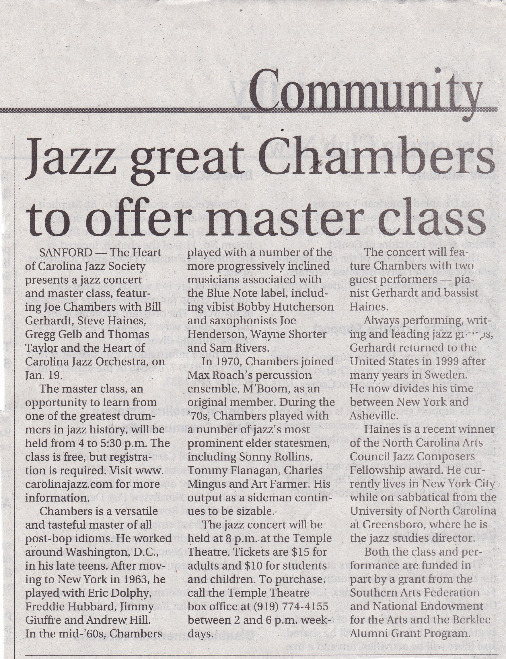 HOCJO-Guest-Joe-Chambers-Master-class-article