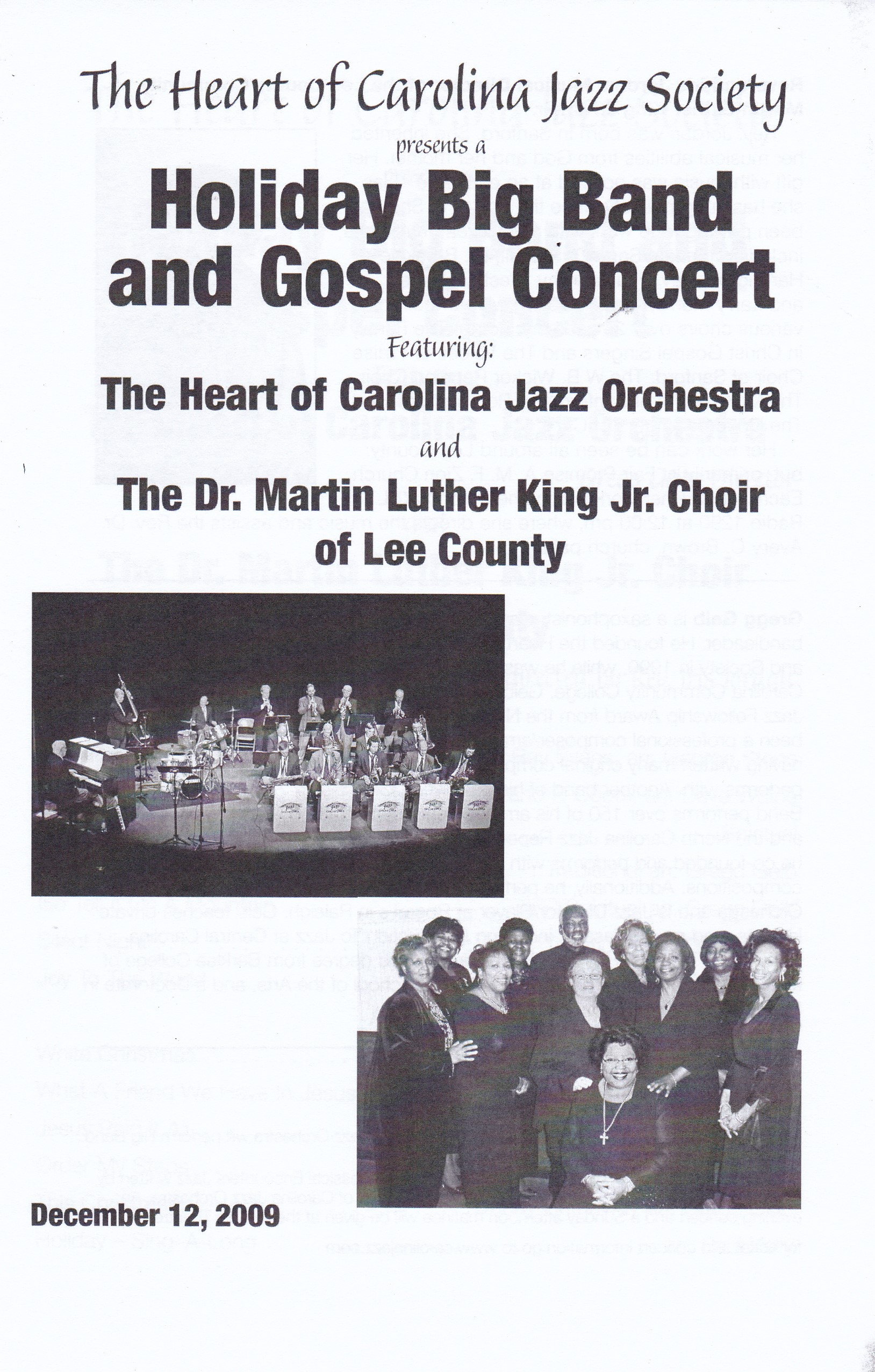 HOCJO-Holiday-Big-band-and-gospel-concert-program