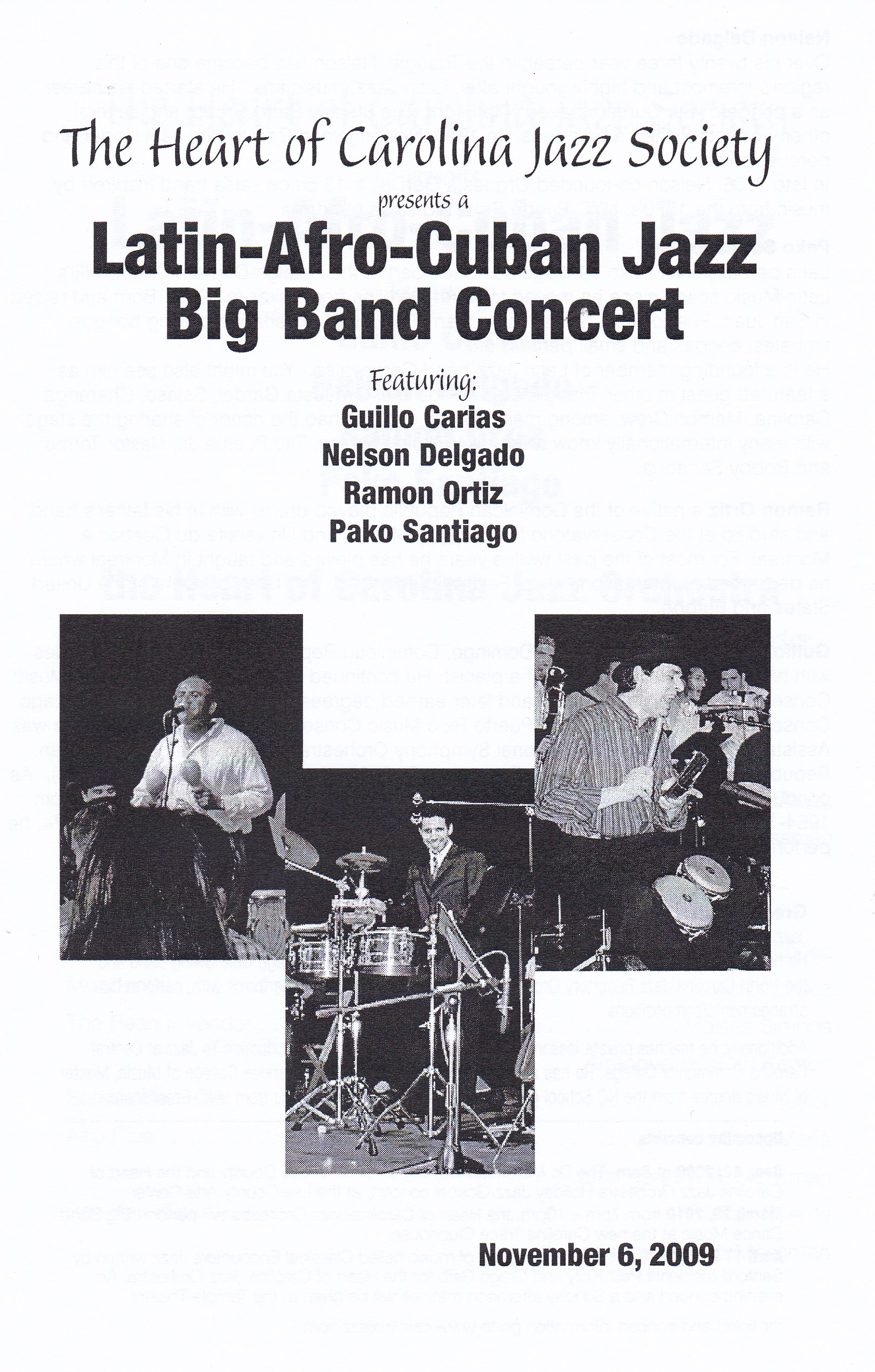 HOCJO-Latin-Afroocuband-big-band-program